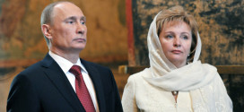 ロシアのプーチン大統領が、夫婦でバレエ観賞後に離婚を発表。KGBのスパイ時代から30年間共に歩んで来たその夫婦の姿とは?