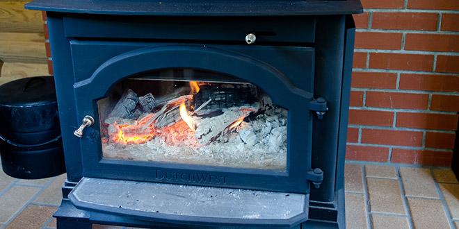 暖炉のような恋。
