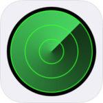 iPhone用アプリ「iPhoneを探す」のアイコン