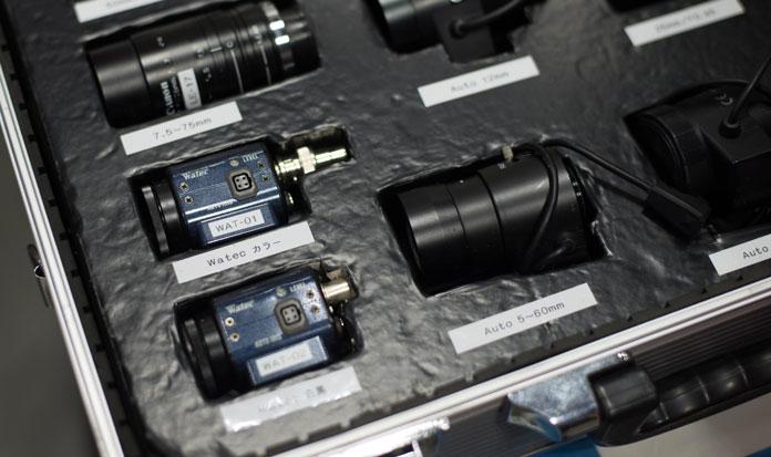 探偵の道具(超小型カメラ)